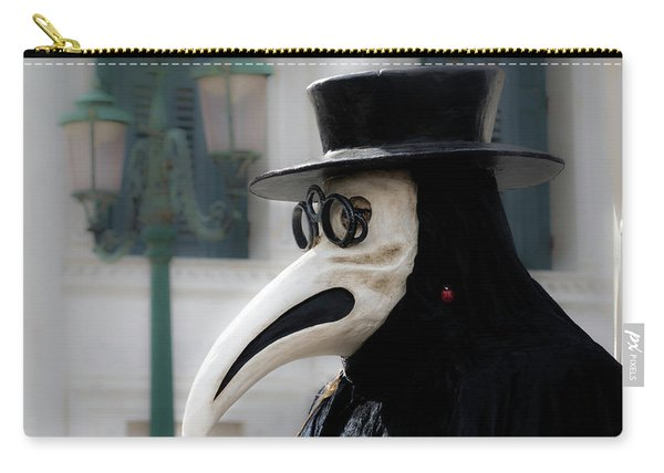 Venice Mask 23 2017 Carry-all Pouch