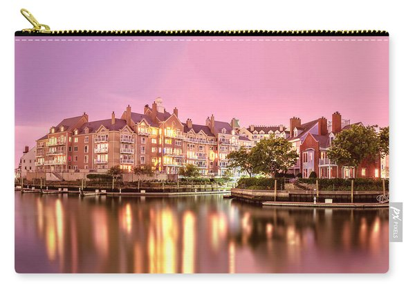 Venice Of Jersey City Carry-all Pouch
