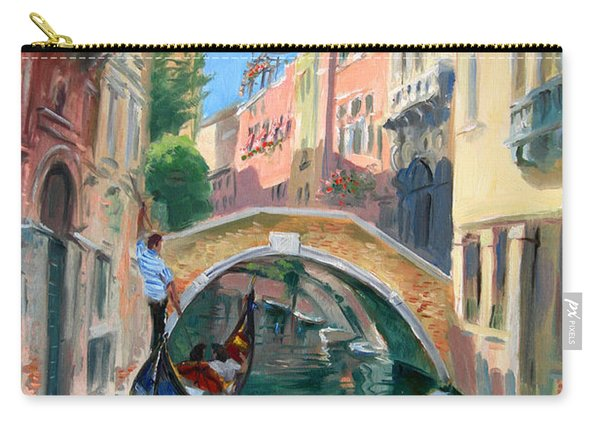 Venice Ponte Widmann Carry-all Pouch
