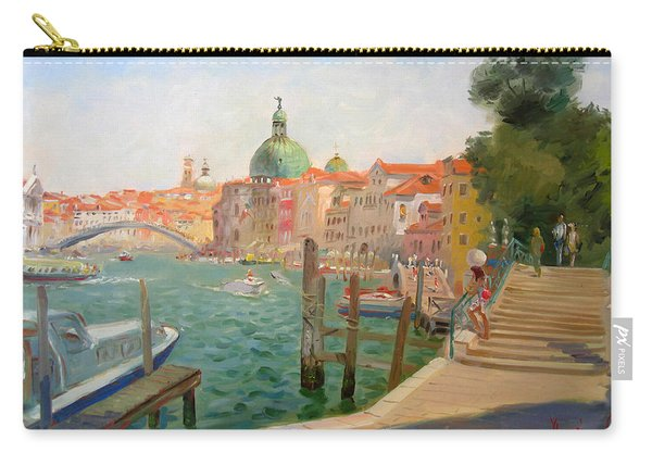 Venice Santa Chiara Carry-all Pouch