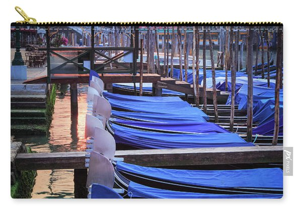 Venice Sunrise Carry-all Pouch