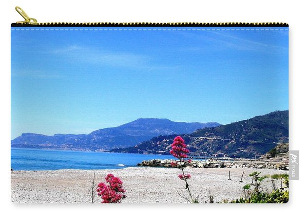 Ventimiglia Italia Carry-all Pouch