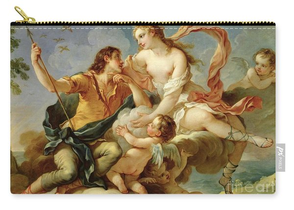 Venus And Adonis  Carry-all Pouch