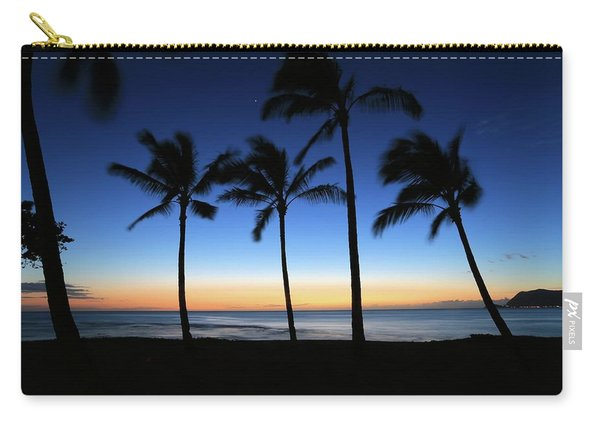 Venus At Sunset Carry-all Pouch