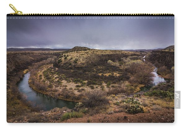 Verde River Horseshoe Carry-all Pouch