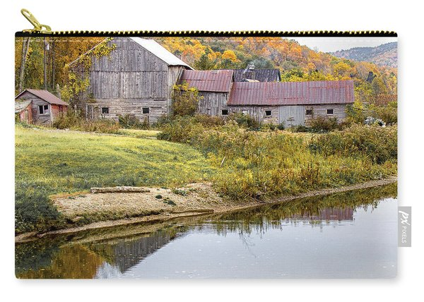 Vermont Barn Carry-all Pouch