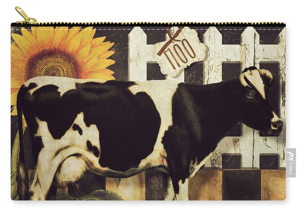 Vermont Farms Cow Carry-all Pouch