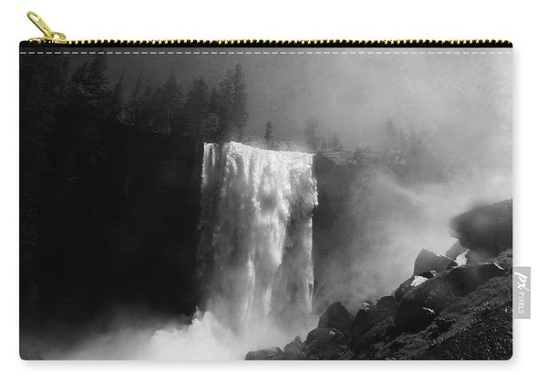 Vernal Fall And Mist Trail Carry-all Pouch