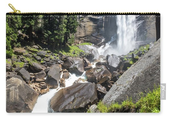 Vernal Falls- Carry-all Pouch