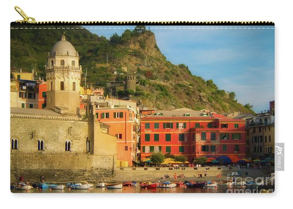 Vernazza Carry-all Pouch
