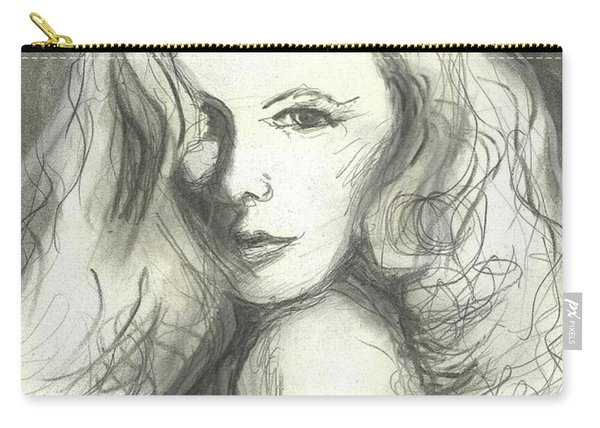 Veronica Lake Carry-all Pouch