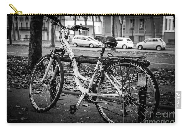 Versailles Bicycle Carry-all Pouch
