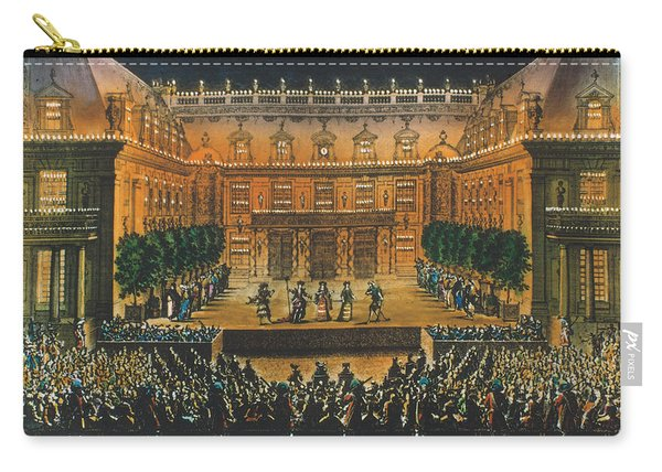 Versailles: Opera, 1676 Carry-all Pouch