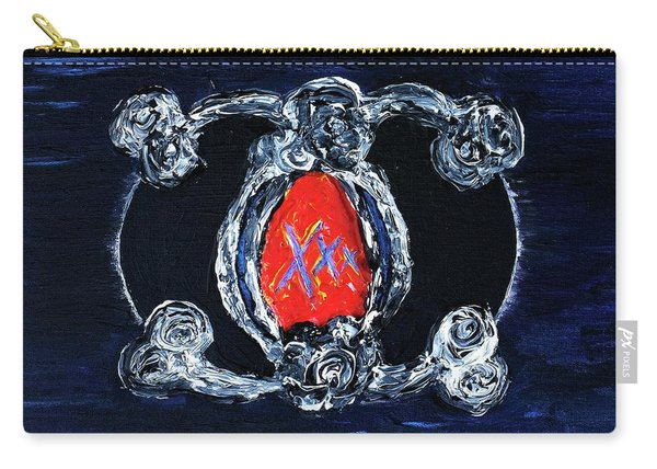 Vesica Black Suns Carry-all Pouch