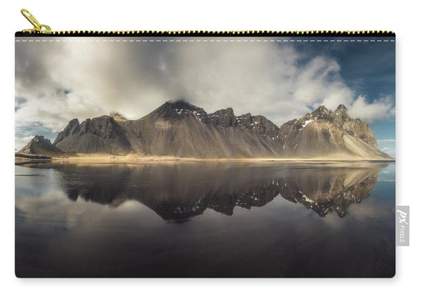 Vestrahorn Panorama Carry-all Pouch