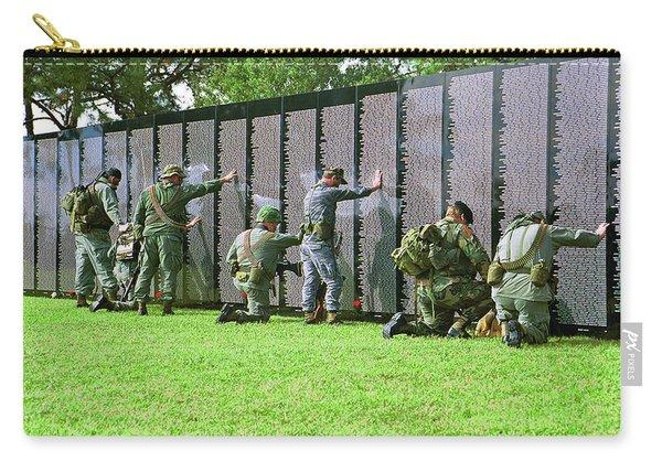 Veterans Memorial Carry-all Pouch