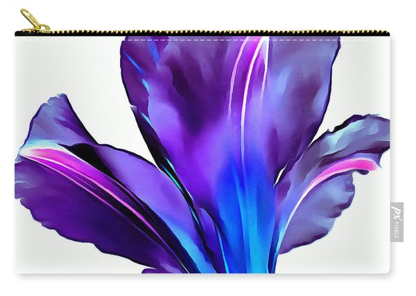 Vibrant Amaryllis Carry-all Pouch