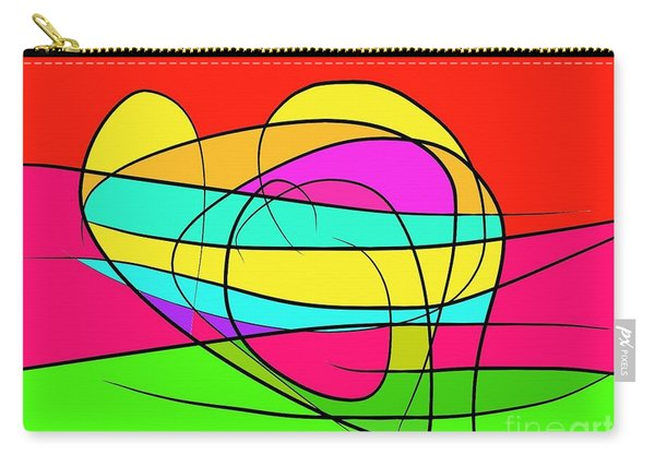 Vibrant Souls Carry-all Pouch