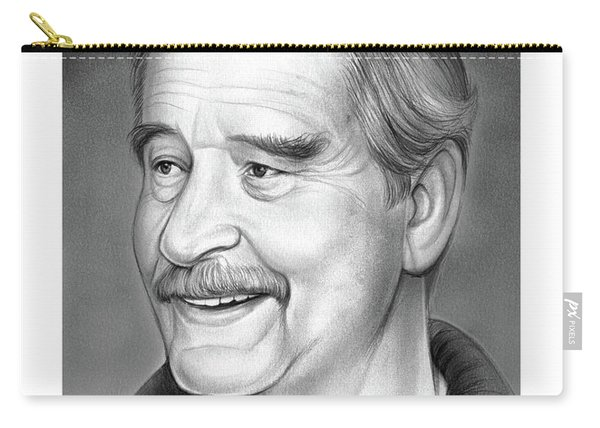 Vicente Fox Carry-all Pouch
