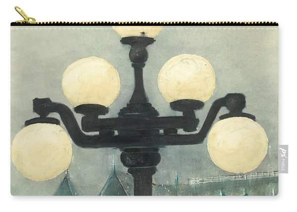 Victoria Evening Carry-all Pouch