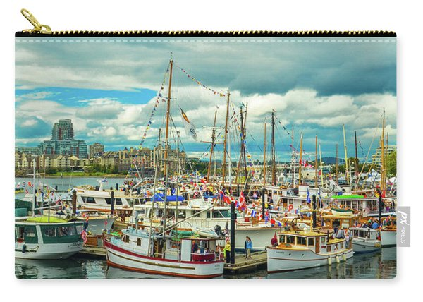 Victoria Harbor 1 Carry-all Pouch