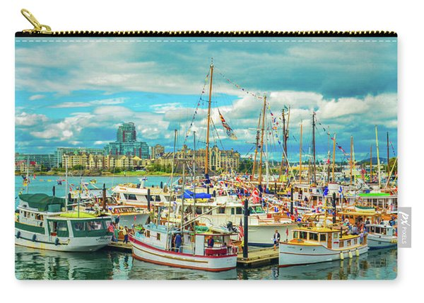 Victoria Harbor 2 Carry-all Pouch