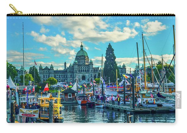 Victoria Harbor Boat Festival Carry-all Pouch