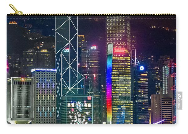 Victoria Harbor Sail Carry-all Pouch
