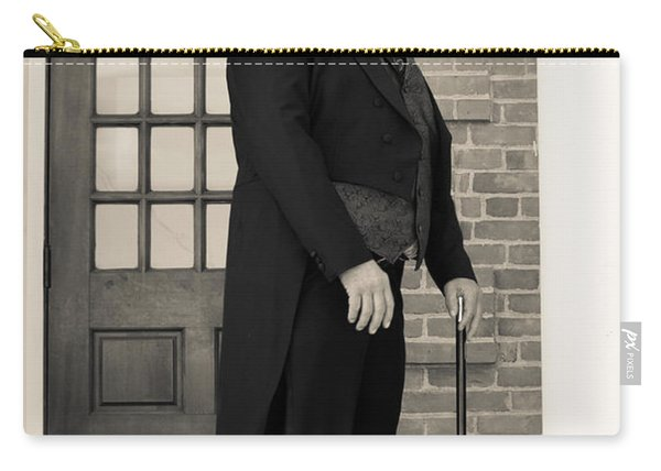 Victorian Dandy Carry-all Pouch