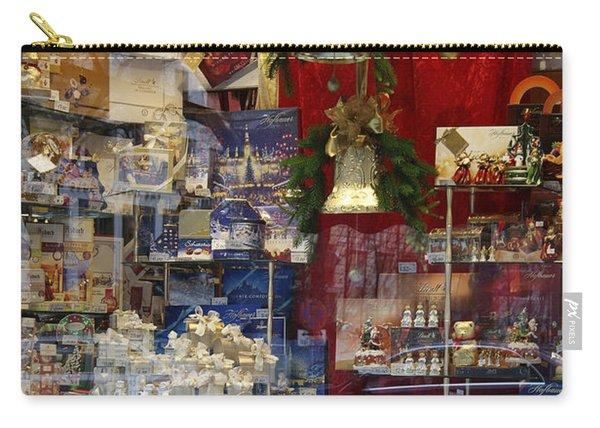 Vienna Chocolatier Shop Carry-all Pouch