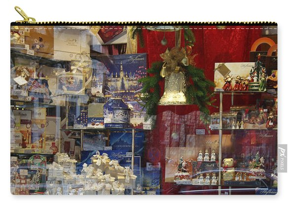Vienna Chocolatier Shop Carry-all Pouch