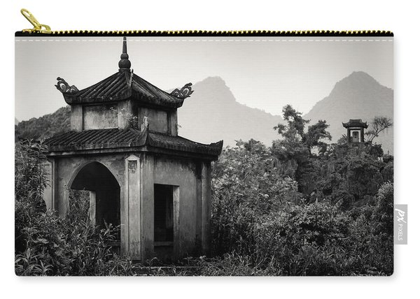 Vietnamese Shrine Carry-all Pouch