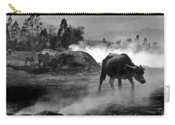 Vietnamese Water Buffalo  Carry-all Pouch