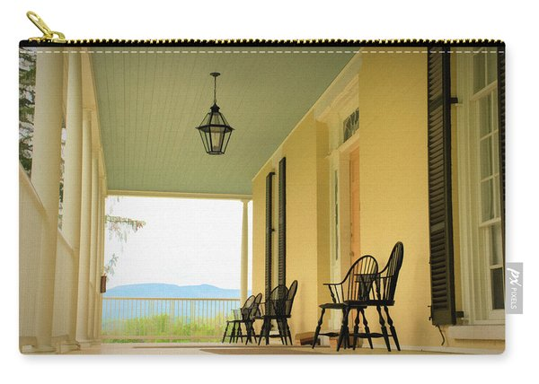 View From Cedar Grove Carry-all Pouch