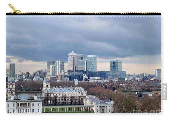 View From Greenwich 4 Carry-all Pouch