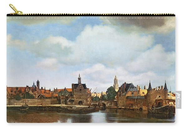 View Of Delft Carry-all Pouch