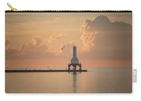View Of Heaven Carry-all Pouch