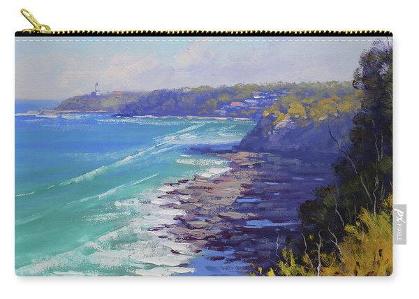 View To Norah Head Australia Carry-all Pouch