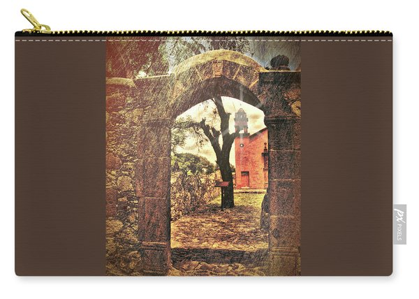 View To The Past Carry-all Pouch