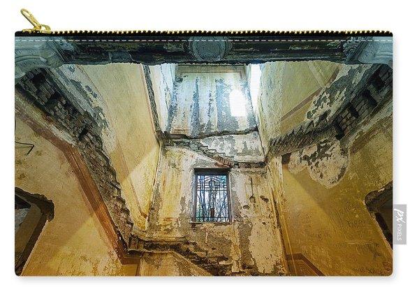 Villa Giallo Atmosfera Escher I - Escher Atmosphere I Carry-all Pouch