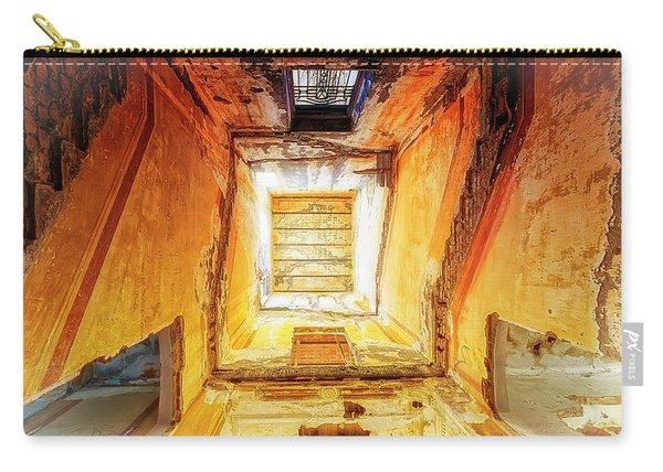 Villa Giallo Atmosfera Escher II - Escher Atmosphere II Carry-all Pouch