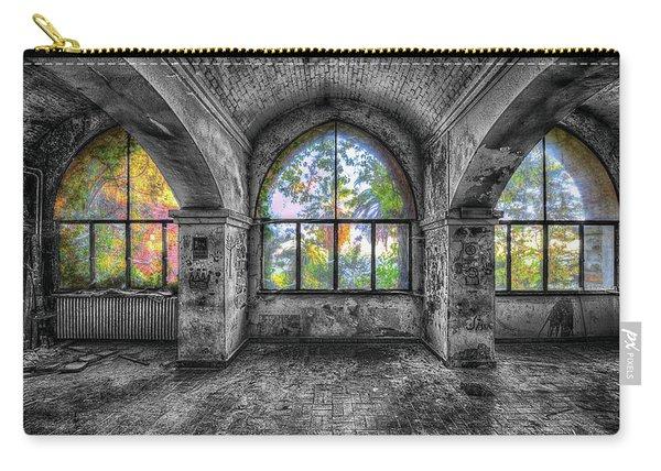 Villa Of Windows On The Sea - Villa Delle Finestre Sul Mare I Carry-all Pouch