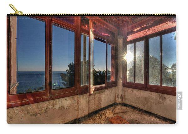Villa Of Windows On The Sea - Villa Delle Finestre Sul Mare IIi Carry-all Pouch