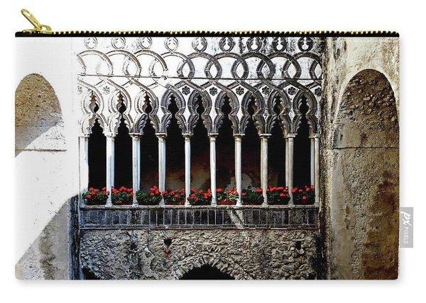 Villa Rufolo, Varello, Italy Carry-all Pouch