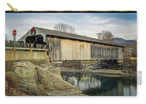 Village Bridge Carry-all Pouch