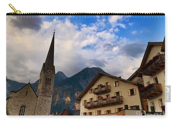 Village Hallstatt Carry-all Pouch