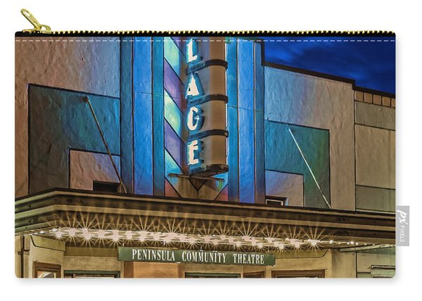 Village Theater Carry-all Pouch