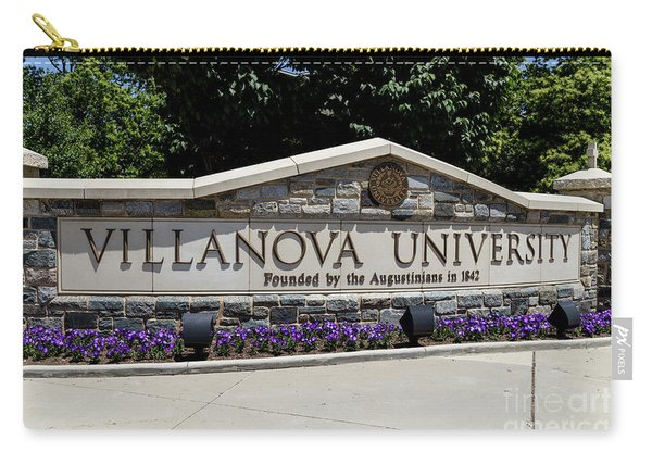 Carry-all Pouch featuring the photograph Villanova by William Norton