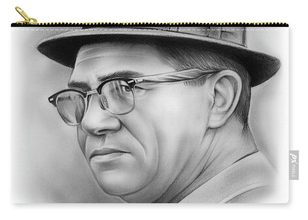 Vince Lombardi Carry-all Pouch