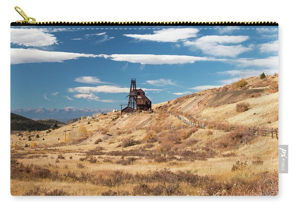 Vindicator Valley Mine Trail Carry-all Pouch
